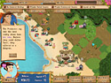 in-game screenshot : Coconut Queen (pc) - Build an empire in Coconut Queen!