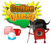 Buy PC games online, download : Coffee Quest
