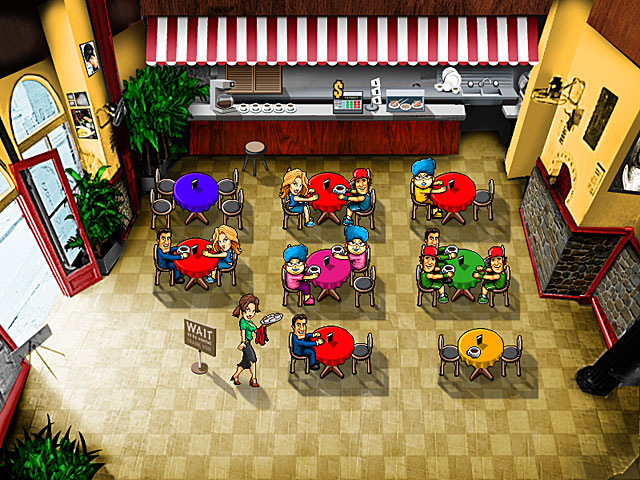 Screenshot of Coffee House Chaos