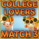 College Lovers Match 3