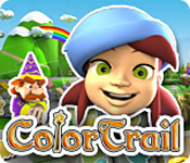 Color Trail Feature Game