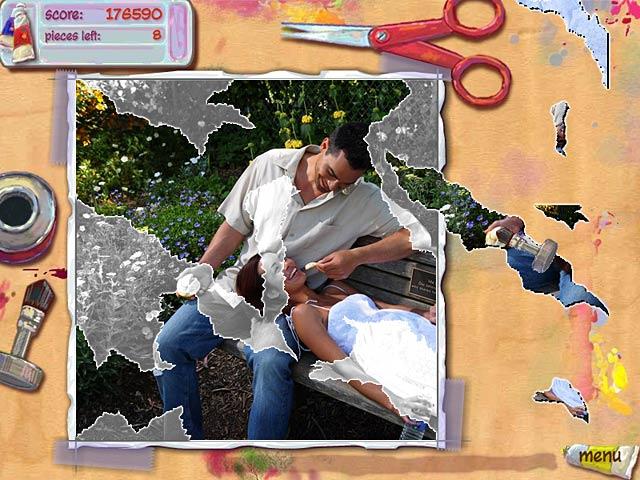 Bigfish Games + ColorUp! Wedding Scrapbook + Precracked  + Indianboy preview 0