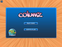 in-game screenshot : Columz (og) - Clear the blocks from the screen!
