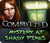 Committed: Mystery at Shady Pines Game Featured Image