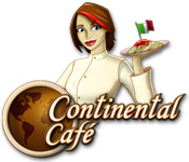 Continental Cafe Game Featured Image