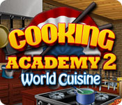 Cooking Academy 2: World Cuisine feature