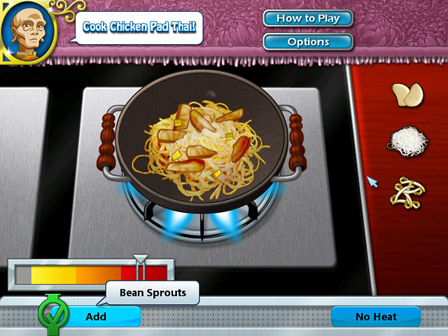 game cooking academy