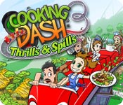 Cooking Dash 3: Thrills and Spills feature