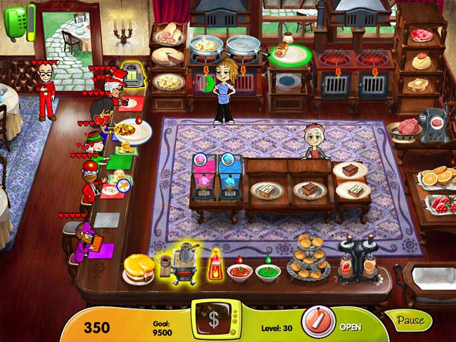 Descarga gratis cooking dash dinertown studios juego for Big fish cooking games