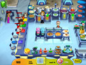 in-game screenshot : Cooking Dash: DinerTown Studios (mac) - Lights, Camera, Cook!