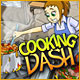 Free online games - game: Cooking Dash
