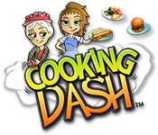 game - Cooking Dash