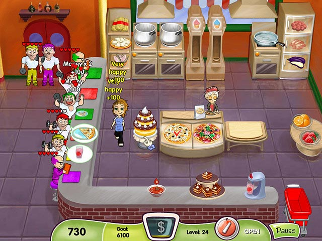 Cooking dash free download full version for Big fish cooking games