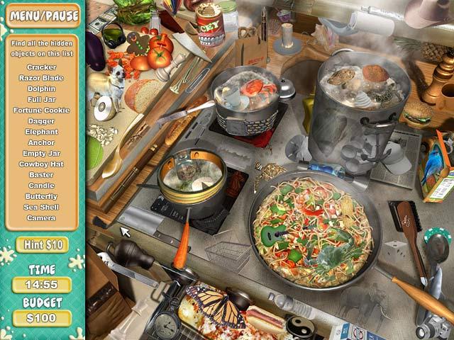 Gra Cooking Quest Gra Bezpłatne
