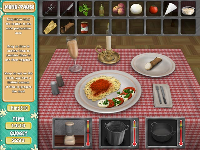 Cooking Quest Screen Shot 2