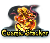 Cosmic Stacker Game Featured Image
