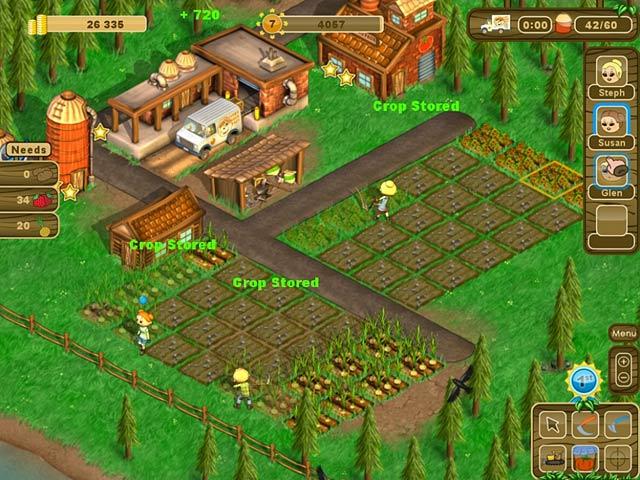Gra Country Harvest Gra Bezpłatne