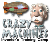 Crazy Machines: Inventor Training Camp Game Featured Image