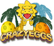 Crazy Eggs Feature Game