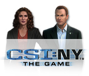 CSI: NY - The Game® - Mac