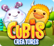 Cubis Creatures Game Featured Image