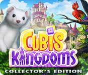 Cubis Kingdoms Collector's Edition Game Featured Image