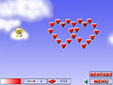 in-game screenshot : Cupid's Heart (og) - Sharpen Cupid`s aim!