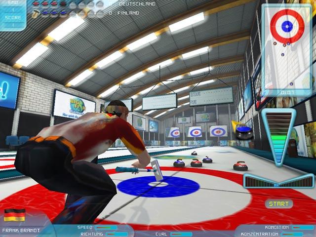Curling Screenshots