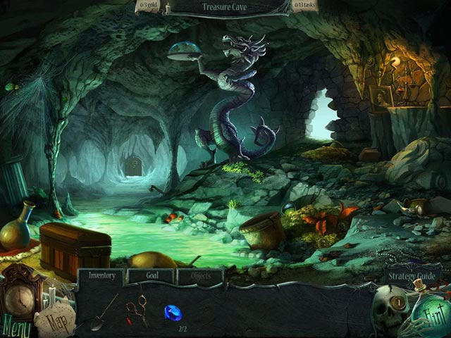Curse at Twilight: Thief of Souls Collector's Edition - Screenshot