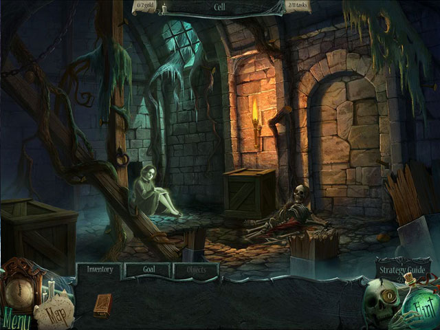 Curse at Twilight: Thief of Souls - Screenshot