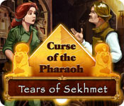 Curse of the Pharaoh: Tears of Sekhmet Game Featured Image