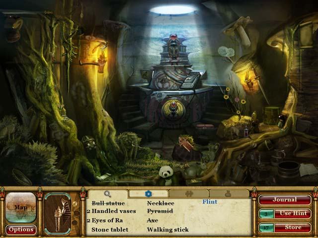 Curse of the Pharaoh: Tears of Sekhmet Screenshots