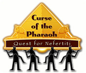 Curse of the Pharaoh: The Quest for Nefertiti Game Featured Image