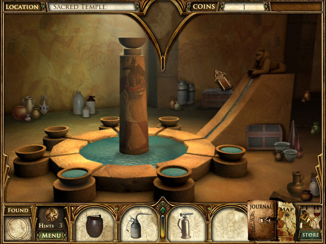 Click To Download Curse of the Pharaoh