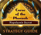 Curse of the Pharaoh: Napoleon's Secret Strategy Guide feature