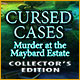 Cursed Cases: Murder at the Maybard Estate Collector's Edition Game