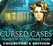 Cursed Cases: Murder at the Maybard Estate Collector's Edition Game Featured Image