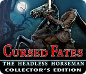 Cursed Fates: The Headless Horseman Collector's Edition Game Featured Image