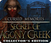 Cursed Memories: The Secret of Agony Creek Collector's Edition Game Featured Image