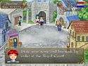 in-game screenshot : Cute Knight Kingdom (pc) - Choose your destiny!