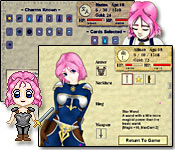 Cute Knight Game