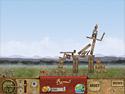 in-game screenshot : Da Vinci Cannon (og) - Aim the Da Vinci Cannon!