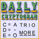 Daily Cryptogram - thumbnail