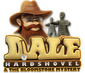 Dale Hardshovel and The Bloomstone Mystery Game Featured Image