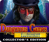 Dangerous Games: Illusionist Collector's Edition for Mac Game