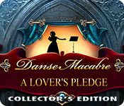 Danse Macabre: A Lover's Pledge Collector's Edition for Mac Game