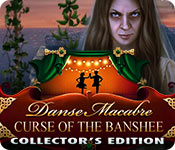 Danse Macabre: Curse of the Banshee Collector's Edition Game Featured Image