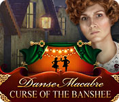 Buy PC games online, download : Danse Macabre: Curse of the Banshee