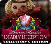 Danse Macabre: Deadly Deception Collector's Edition Game Featured Image