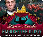 Danse Macabre: Florentine Elegy Collector's Edition for Mac Game